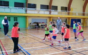 News 022-20 : stage de perfectionnement U9 et U11