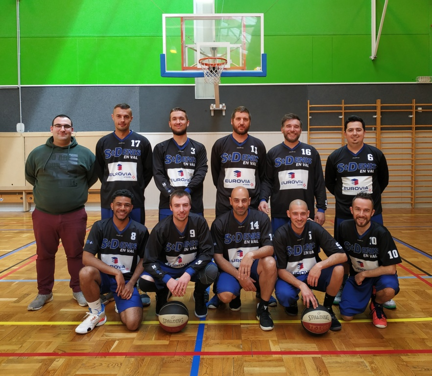 SENIOR 1 MASCULIN - PRM
